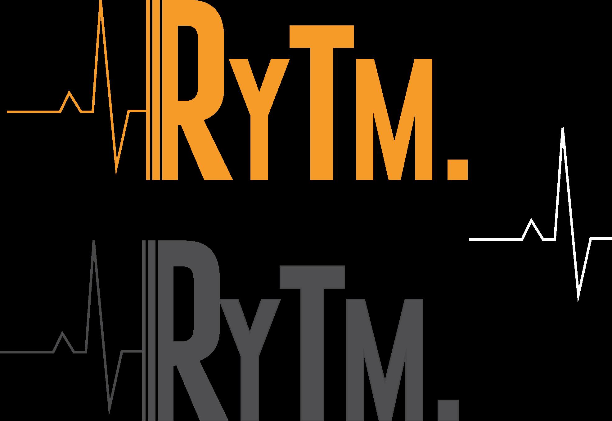Logo Rytm avec ses déclinaisons