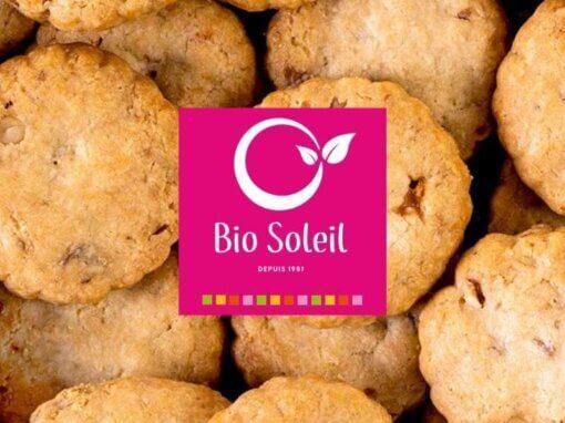 Packaging produits Bio Soleil