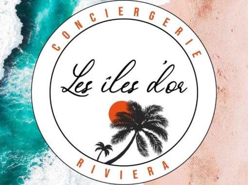 Logo – Conciergerie les îles d'Or