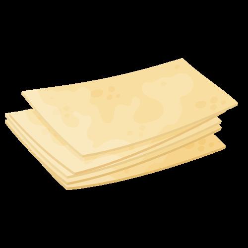 illustration lasagne