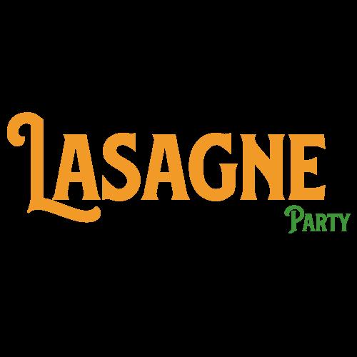 Typographie Lasagne