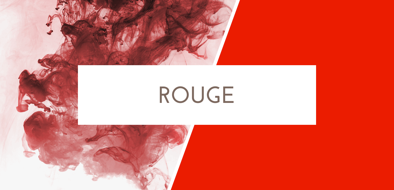 signification couleur rouge