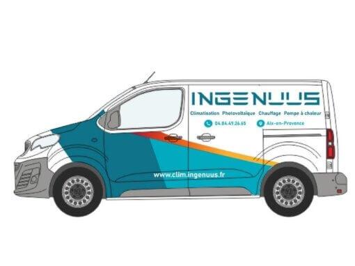 Semi-covering Ingenuus