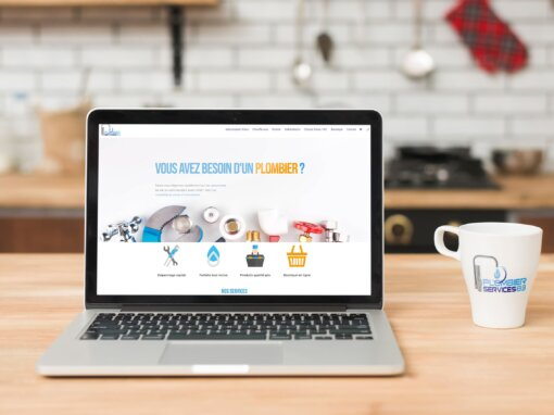 Site web – Plomberie Services 83