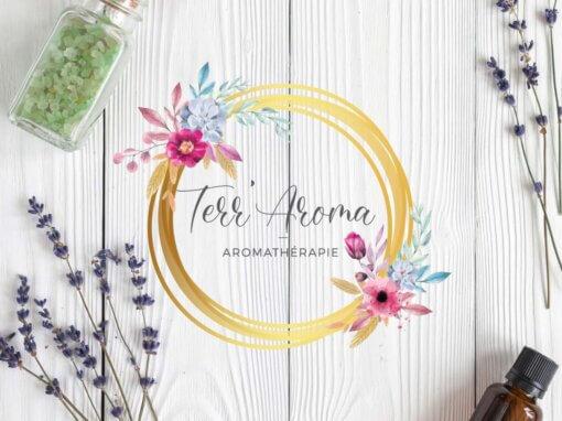 Logo Terr' Aroma
