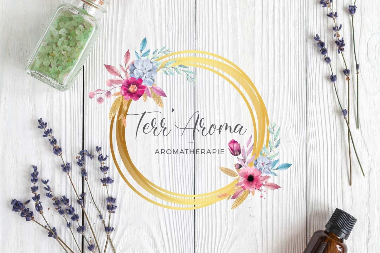 Logo aromathérapie
