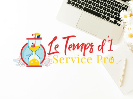 Logo Le temps d'1 Service Pro