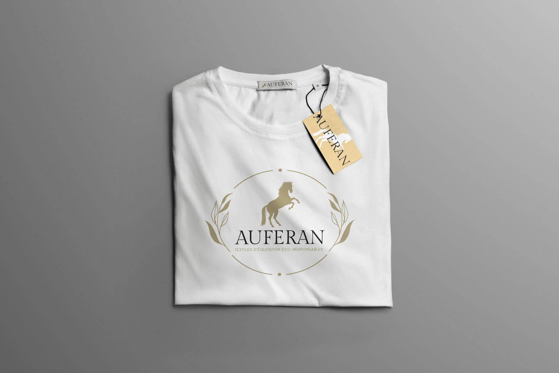 Tshirt pour auferan