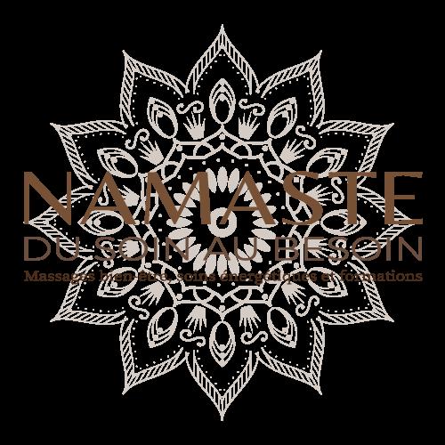 Logo Namasté du soin au besoin