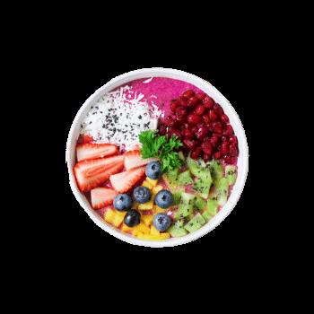 Poke bowl fruité 3