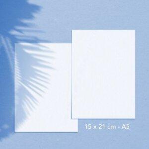Flyer format A5 135g - couché brillant