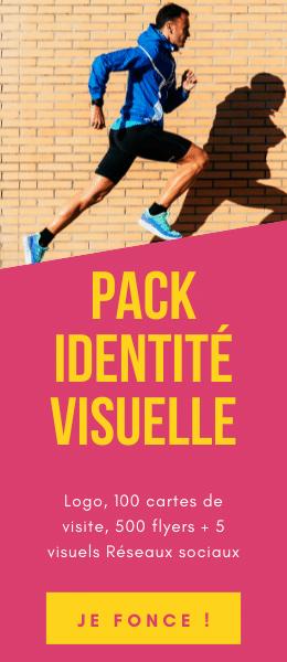 Je veux un pack identité visuelle pour une base solide