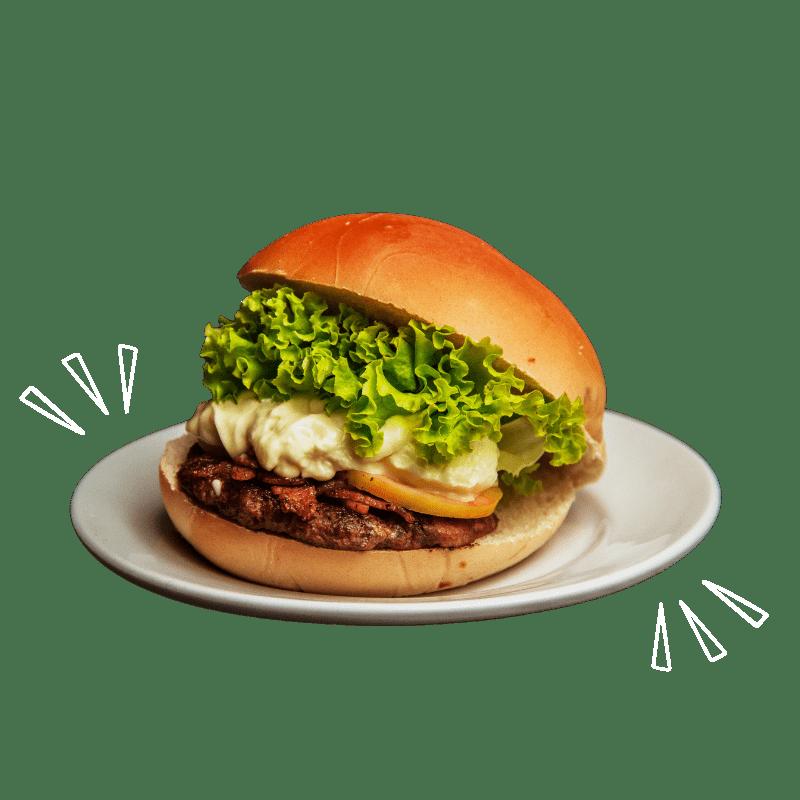 Shake HOUSE burger
